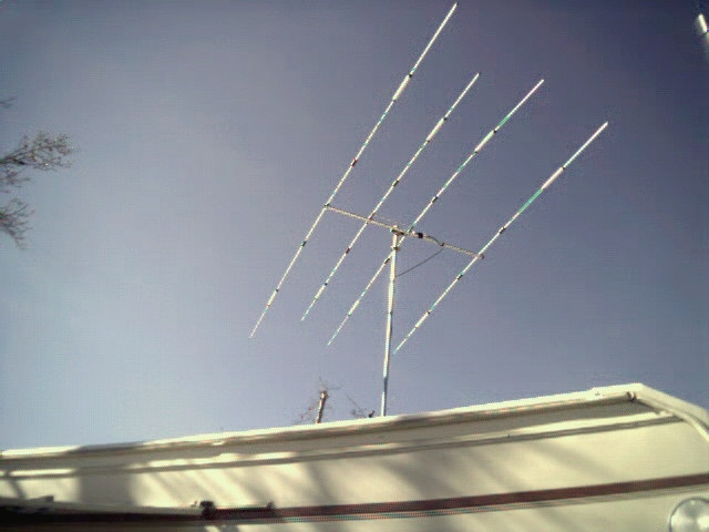 HF and UHF/VHF Antennas by Mosley Electronics - Amateur, Commercial